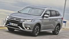 Essai Mitsubishi Outlander PHEV Instyle : Remise en forme