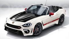 Fiat : Abarth confirme la 124 Spider et la 500X