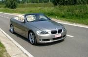 Essai BMW 335i Cabriolet : concert en plein air