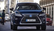 Essai Lexus RX 450h : Le grand méchant look