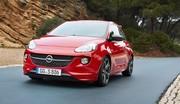 Essai Opel Adam S : Pomme d'amour