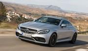 Mercedes AMG C 63 S Coupé : Des watts dans la ouate