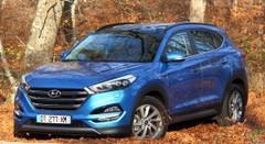 Essai Hyundai Tucson CRDi 115 : Des prestations en hausse