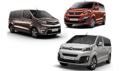 Citroën SpaceTourer, Peugeot Traveller, Toyota ProAce : 1ères photos