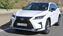 Essai Lexus RX 450h (2015) : La route est un long fleuve tranquille