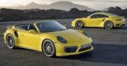 Porsche 911 Turbo : elle n'a plus le monopole