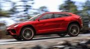 Lamborghini Urus : le V8 suralimenté confirmé