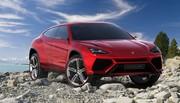 Lamborghini Urus : Le SUV aura un V8 biturbo !