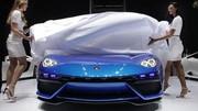 Lamborghini Centenario LP 770-4 2016 : confirmée pour le Salon de Genève ?