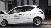 Crash-tests EuroNCAP : pas beaucoup d'étoiles pour l'Ypsilon et la Z4