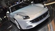 Ferrari FF : le V12 conservé lors du restylage