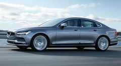 Volvo S90 2016 : vidéo, photos et infos officielles