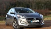 Essai Hyundai i30 restylée CRDi 110 DCT-7 : en souplesse