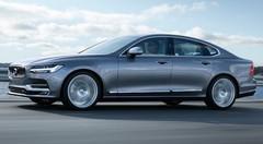 Volvo : une S90 à hautes performances dans les tuyaux