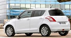 Suzuki Swift « Casual Edition » série limitée