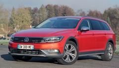 Essai Volkswagen Passat Alltrack : premier de boue