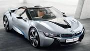 BMW i8 Concept Spyder : l'i8 bientôt en cabriolet