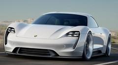 Porsche Mission E Concept : feu vert pour la production en série