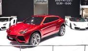 Lamborghini Urus 2018 : le SUV signera le retour au moteur V8