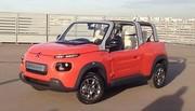 Citroën e-Méhari : retour vers le futur