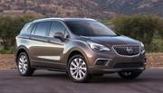 GM va vendre un modèle chinois aux USA : la Buick Envision