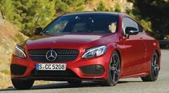 Essai Mercedes Classe C 300 Coupé (2016) : Coupé sur mesure