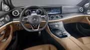 L'intérieur de la nouvelle Mercedes Classe E en photo et en vidéo