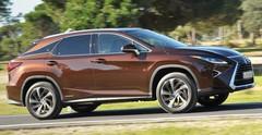 Essai Lexus RX 450h : pas si largué