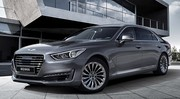 Genesis G90 : officielle