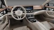 La nouvelle Mercedes Classe E se dévoile de l'intérieur