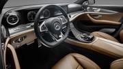 Mercedes dévoile l'intérieur de la nouvelle Classe E