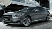 Le coréen Hyundai veut concurrencer les série 7 et Classe S... Gonflé