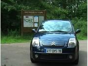 Essai Citroën C2 Stop & Start 1,4L : la petite urbaine verte