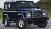 Futur Land Rover Defender : cinq carrosseries différentes au programme