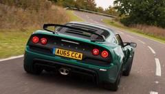 La Lotus Exige Sport 350 : l'obsession du poids