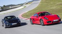 Une nouvelle Porsche 718 ? Non : des Boxster et Cayman à 4 cylindres