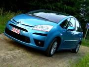 Essai Citroën C4 Picasso 5 places : la période bleue