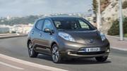 Nissan EV : la recharge « sans fil » en live à Genève