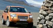 Land Rover Freelander TD4 HSE : Le F2 déboite