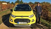 Essai Ford Ecosport 1.0 Ecoboost 125 ch Titanium & Titanium S : venu d'ailleurs