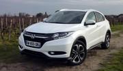 Essai Honda HR-V : Le petit frère