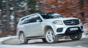 Essai Mercedes GLS 350 d 4 Matic 2016 : Remontée mécanique