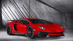 Pas de version propulsion pour la Lamborghini Aventador