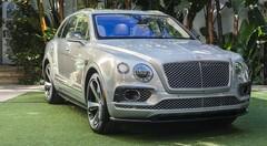 Bentley : un Bentayga Coupé dès 2016 ?