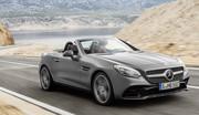 Mercedes SLC : infos et photos sur le remplaçant du Mercedes SLK
