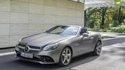 Nouveau Mercedes SLC : le SLK change de nom