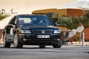 Volkswagen Phaeton : le luxe écolo
