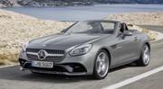 Mercedes SLC : ne l'appelez plus SLK