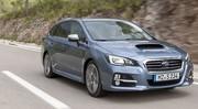 Subaru Levorg : saveur d'Orient