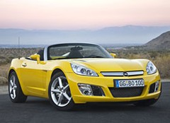 Opel GT : La petite Corvette